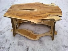 Beautiful Wooden Table 15