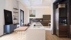 via @designbest / Spazio Materiæ, punto di riferimento dell'interior design internazionale a Parigi, presenta una collezione di pezzi inediti di artigianato di lusso