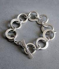 silver chain bracelet - Google Search
