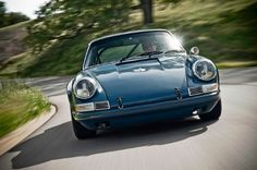 Early Porsche 911 inspired