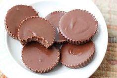 Paleo Fudge .5 c coconut oil .5 c cocoa powder .5 c nut butter (smooth) .25 c honey .5 t vanilla