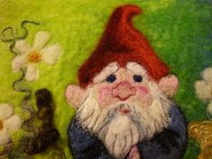 MarmaladeRose, lovely gnome, looking so sad..