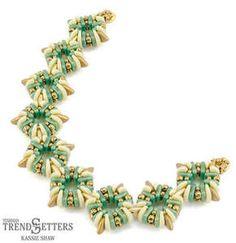 Cornerstones Bracelet - Printed Pattern