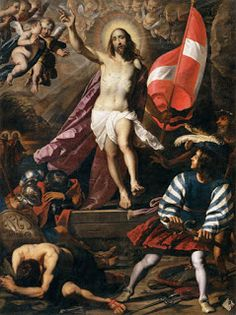 Campo de Zínias: Morte e Ressurreição de Jesus (Death and Ressurrection of Jesus)