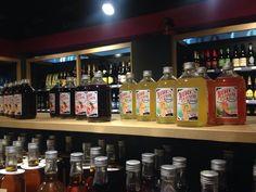 In da store at LOEB Berne Four Square, Liquor Cabinet, Store, Bern, Syrup, House Bar, Storage, Shop
