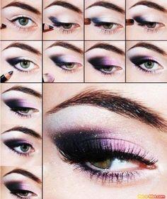 8 Eyeshadow looks for Green Eyes - Gothic Life