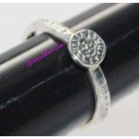 Silpada Artisan Jewelry Belle Fleur 925 Sterling Silver Flower ..