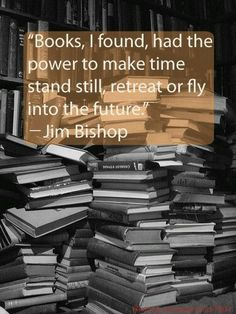 Time Book Quote by Jim Bishop