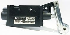 Norgren MH12BDA32B001 Pneumatic Air Limit Switch Valve With Roller Actuator Arm #Norgren
