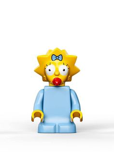 The simpsons family #lego