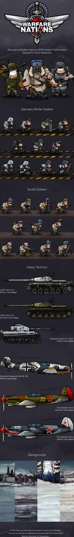 https://www.behance.net/gallery/17739199/Warfare-Nations-WWII-Eastern-Front-version