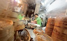 Tim Ho Wan, the Dimsum Specialists (world's cheapest Michelin-starred restaurant), Mongkok, Hong Kong