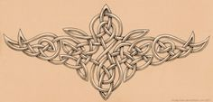 Celtic Knots | Celtic knotwork tattoo by ~mossy-tree on deviantART