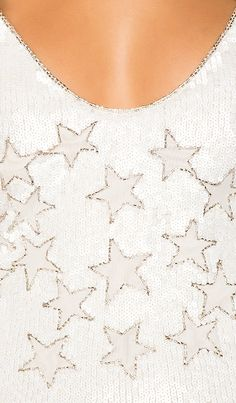 Shop for h:ours Star Beaded Bodysuit in White at REVOLVE. Free 2-3 day shipping and returns, 30 day price match guarantee.
