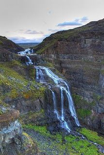 Iceland's Highest Waterfall: Glymur Waterfall