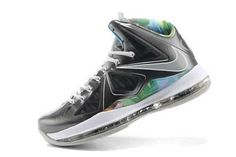 """Lebron James Nike Zoom 10 """"Prism Black"""" and """"Strata Grey""""/White for Men (Arriving at Retailers)"""