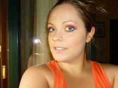 Giulia di Maria for Sleek MakeUP Italia #BeachPartyLook competition