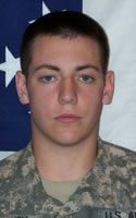 Army Pfc. Jonathan C. Yanney  Died August 18, 2009 Serving During Operation Enduring Freedom  20, of Litchfield, Minn.; assigned to the 1st Battalion, 17th Infantry Regiment, 5th Stryker Brigade Combat Team, 2nd Infantry Division, Fort Lewis, Wash.; died Aug. 18 in Arghandab, Afghanistan, of wounds sustained when an improvised explosive device detonated near his unit.