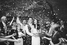 Wedding Photography Ideas : Wedding Confetti