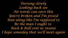 Goodbye Kiss - Lana Del Rey (lyrics)