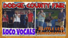 Wisconsin Event:  A Little Less Conversation   Loco Vocals presented by the Beaver Dam Area Theatre BDACT