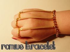Romwe Bracelet