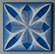 String Art Geometric Large Geometric Art 3d Wood Art Best Wood Art Mandala Wood Art Big Wood Wall Art Modern Wood Art Wall Abstract Art Wood