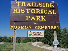 Mormon Cemetery, Garden Grove, Iowa