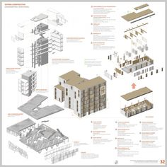 Sistemas constructivos: conjunto de técnicas, herramientas, materiales y procedimientos para una edificación en particular.