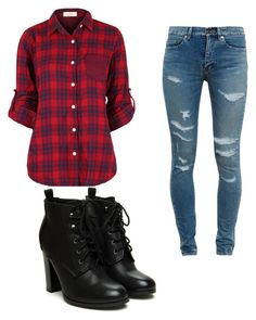 """""""Country girl with edgy side"""" by mollyaoifecolclough on Polyvore"""