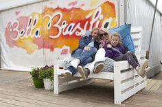 Big Pillows Coast Watcher op de Libelle zomerweek 2013: lzw13