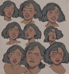 Drawing Cartoon Faces Sketches Deviantart New Ideas Character Design Cartoon, Character Drawing, Character Design References, Character Design Inspiration, Character Sketches, Animation Character, Character Illustration, Character Portraits, Comic Character