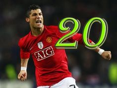 Cristiano Ronaldo ● Top 20 Ultimate Goals for Manchester United With Commentary ● 720p ● GoalBeast
