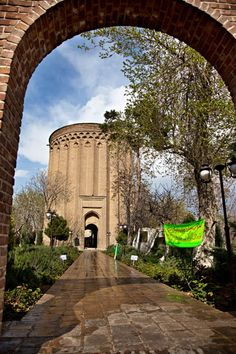 Toghrol Tower-Tehran ,Shahre Rey,Iran
