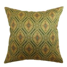 I pinned this Buddha Pillow from the Luxe & Luster event at Joss and Main!