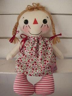 Boneca Annie...  Feita para a Thays...