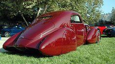 1932 Alfa Romeo 8C 2300 Viotti Coupe
