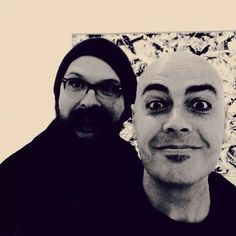 Two of my faves! Peter Furler and Mac Powell!