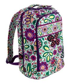 Shop Women's Vera Bradley size OS Backpacks at a discounted price at Poshmark. Description: EUC Vera Bradley backpack in tutti frutti. Vera Bradley Laptop Backpack, Baby Girl Diaper Bags, Michaela, Paisley, Cute Backpacks, School Backpacks, Teen Backpacks, Leather Backpacks, Leather Bags