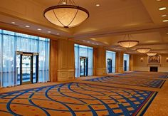 Marriott Waterview Ballroom