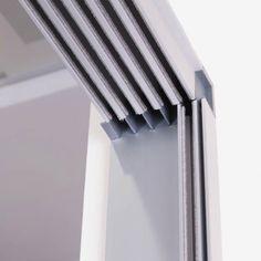 Sisteme din sticla pentru inchidere terasa | 7 ani garantie Blinds, Curtains, Home Decor, Decoration Home, Room Decor, Shades Blinds, Blind, Interior Design, Draping