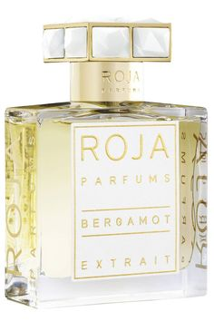 Your Perfect Fall Fragrance: Modern and Fresh. Roja Parfums Bergamot Extrait (BB)