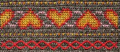 Week 3 | Scheepjes CAL 2017 | crochet and embroidery pattern