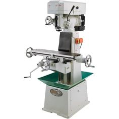 Provide an essential and ultimate addition to your industrial application with the help of this Grizzly Industrial Heavy-Duty Benchtop Milling Machine. Benchtop Milling Machine, Vertical Milling Machine, Technical Documentation, Drilling Machine, Cnc Machine, Key Storage, Wood Turning Lathe, Thing 1, Drill Press