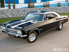 1966 Chevy Impala Sport Coupe
