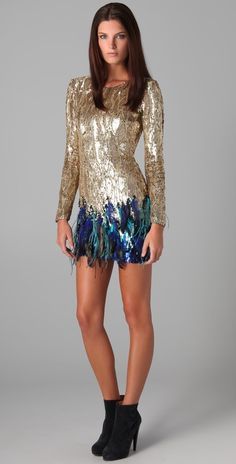 Buy Matthew Williamson Women's Metallic Liquid Sequin Dress, starting at $2796. Similar products also available. SALE now on!