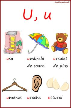 Planse alfabet Kids And Parenting, Alphabet, Homeschool, Projects To Try, Nursery, Education, Math, Learning, Logos