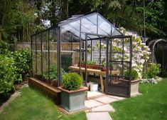 Exceptionnel Backyard Sheds   DIY Greenhouse   11 Handsome, Hassle Free Kits   Bob Vila