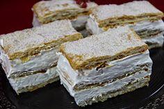 Milhojas de merengue expres Thermomix Ana Sevilla