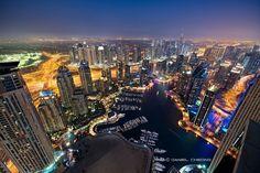 Dubai marina  |Pinned from PinTo for iPad|